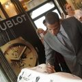Jay-Z partnership with Hublot creates new limited edition watch Jay Z Hublot partnership launch signing  1 120x120
