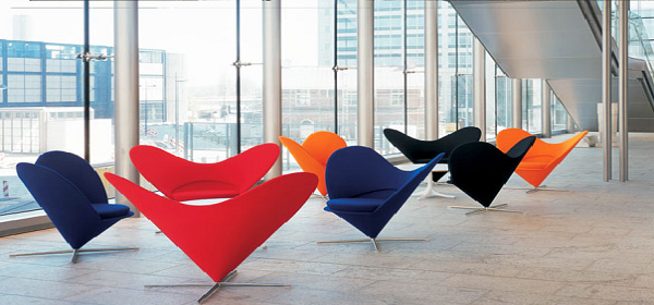 Mid Century Modern Chairs Sem T  tulo