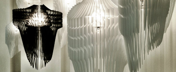 AVIA CEILING LAMP A CONTEMPORARY DESIGN BY ZAHA HADID avia aria zahahadid 3 slide featured image