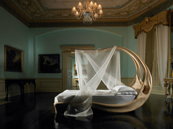 The 10 most unusual an creative beds that you dream on 7
