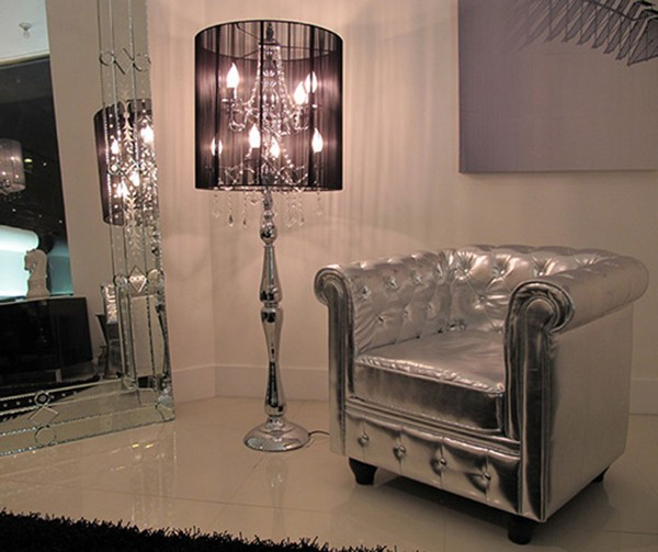Beautifull luxury floor lamps to decorate your special interiors gnb