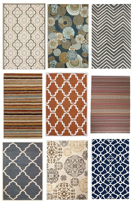 The Most Alluring Patterned Rugs rugs