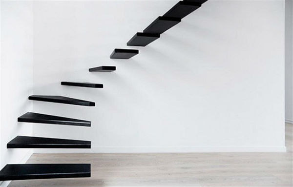 5 Creative Staircase Designs 5 Creative Staircase Designs 4