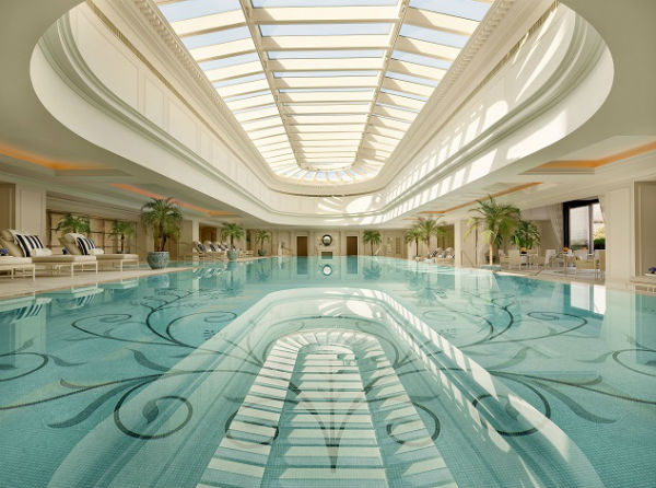 Find Luxury Indoor Swimming Pools FIND LUXURY INDOOR SWIMMING POOLS 7