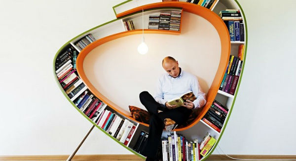 The 5 Most Creative Bookcases For Your Home The 5 Most Creative Bookcases For Your Home 6