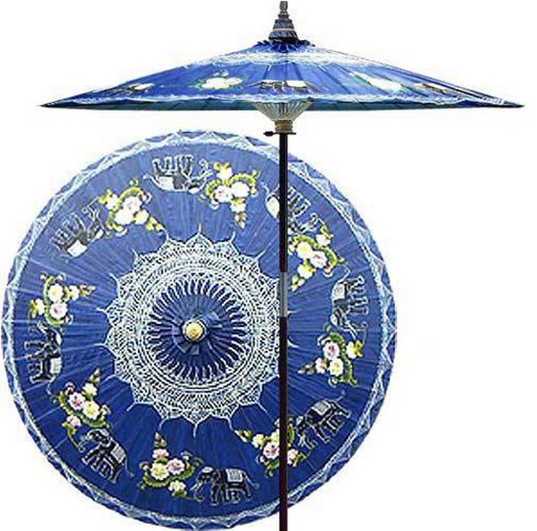 Beautifull decorative outdoor umbrellas for your special garden asian outdoor umbrellas