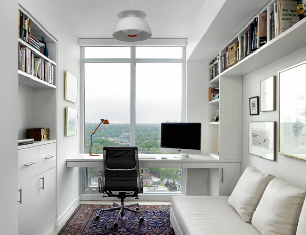 10 Fantastic Home Office Decorating Ideas 10 Fantastic Home Office Decorating Ideas 9