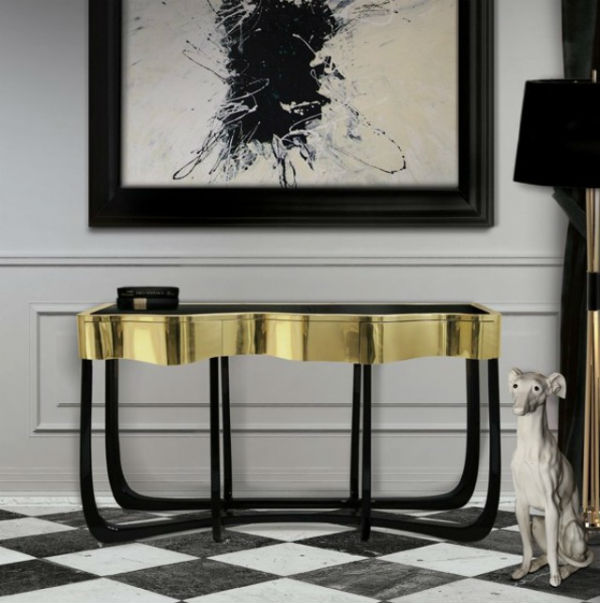 BEST CONSOLE TABLES FOR LUXURY INTERIOR DESIGN BEST CONSOLE TABLES FOR LUXURY INTERIOR DESIGN 7