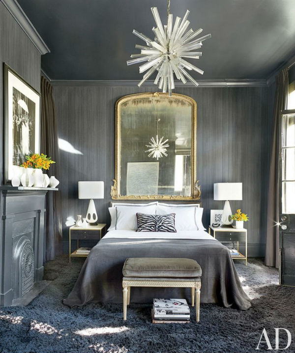 The Most Beautiful Gold Bedroom Mirrors The Most Beautiful Gold Bedroom Mirrors 6