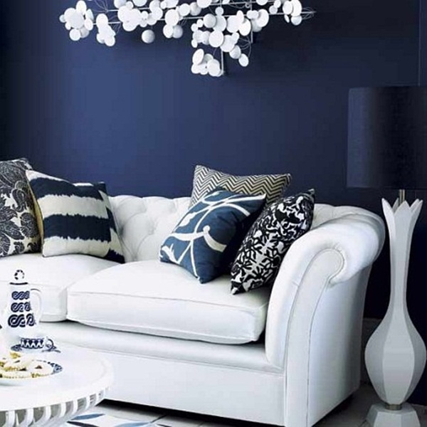 Interior Design Inspiration: Product Color – Blue Interior Design Inspiration Product Color Blue 81