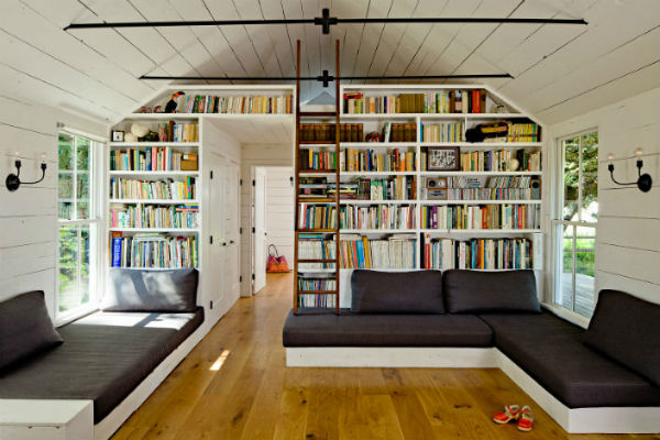Top 6 Amazing Home Libraries Top 6 Amazing Home Libraries 51