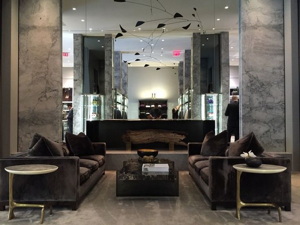 Decorate living room with the newest trends at ICFF Heartcover 42