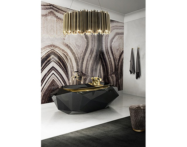 Unique bathroom decoration with exclusive brands Heartcover 53
