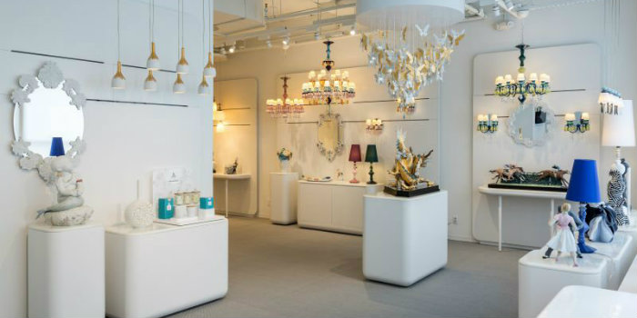porcelain showroom Lladró To Open Amazing Porcelain Showroom in New York feat 1