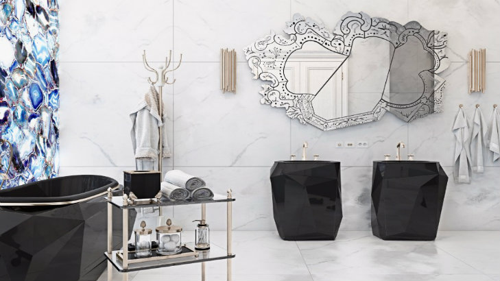 bathroom trends for 2019 Trend Alert: Top Bathroom Trends For 2019 Maison Valentina