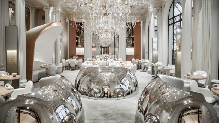 luxury restaurant Discover Here The Most Luxury Restaurants In Paris paris plaza athenee restaurant alain ducasse