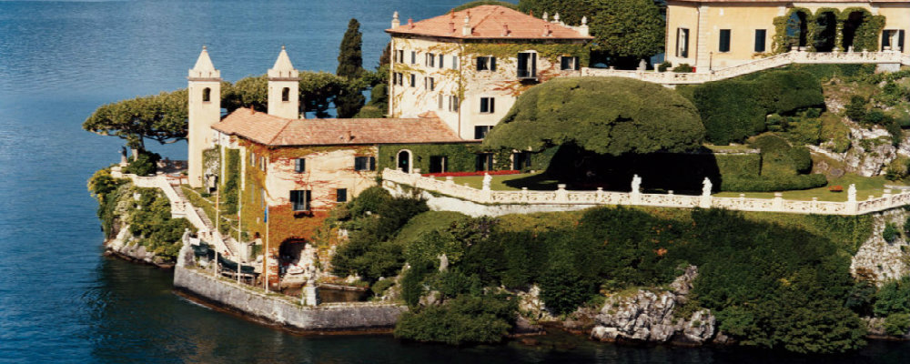 home tour Home Tour: George Clooney's Incredible Lake Como Mansion Home Tour George Clooneys Incredible Lake Como Mansion