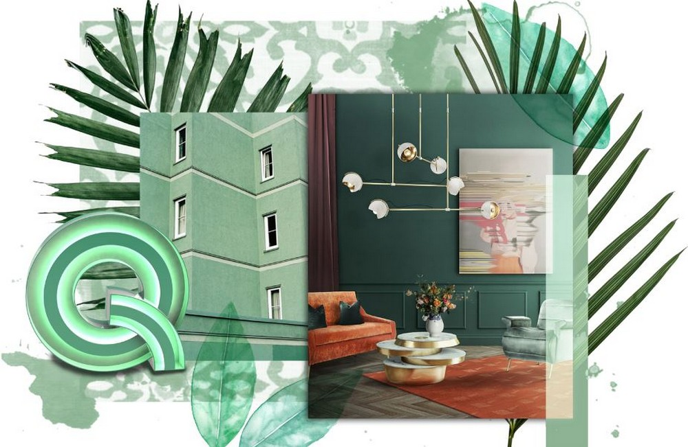 interior color trends Trend Report: Home Interior Color Trends 2019 Trend Report Home Interior Color Trends 2019 4 1