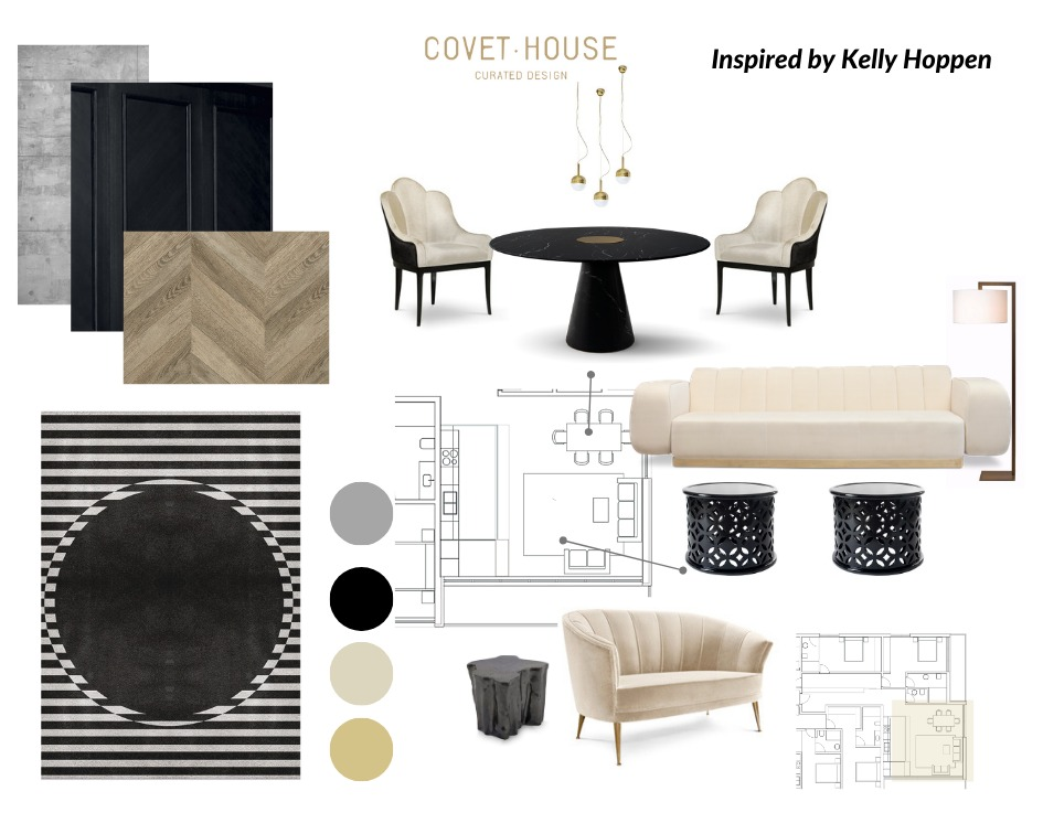 amazing 5 Amazing Moodboards Inspired by the Styles of Top Designers 5 Amazing Moodboards Inspired by the Styles of Top Designers 3