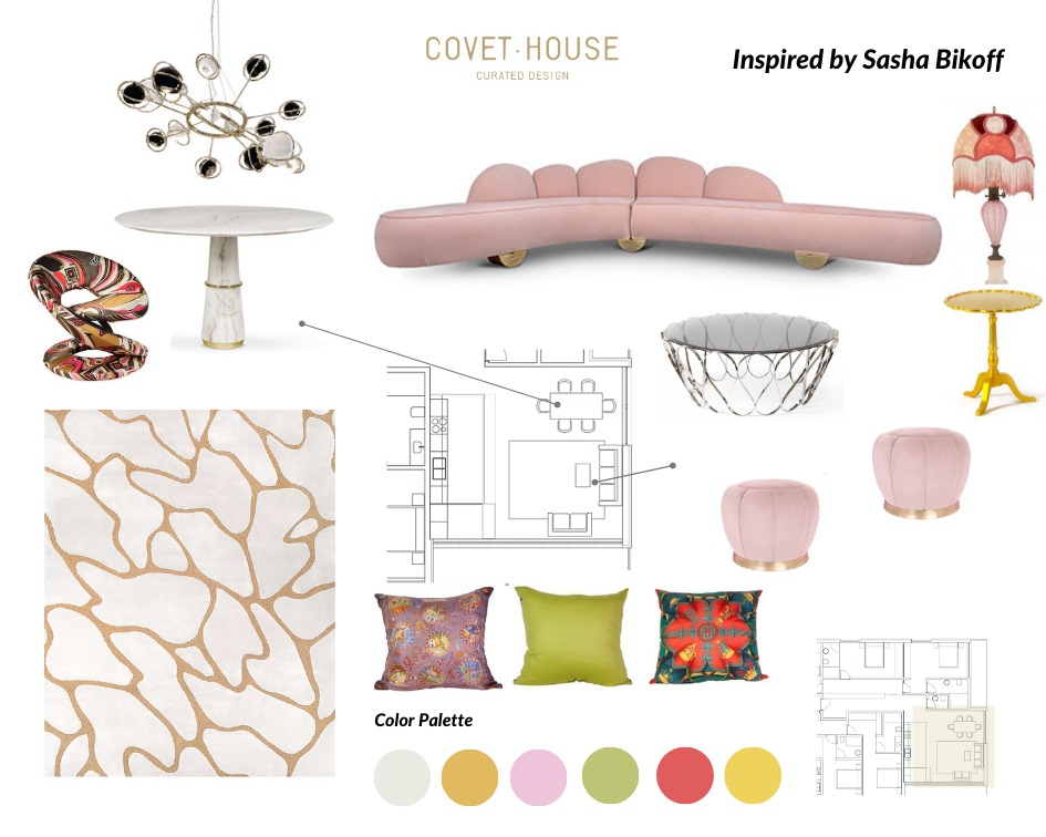 amazing 5 Amazing Moodboards Inspired by the Styles of Top Designers 5 Amazing Moodboards Inspired by the Styles of Top Designers 5