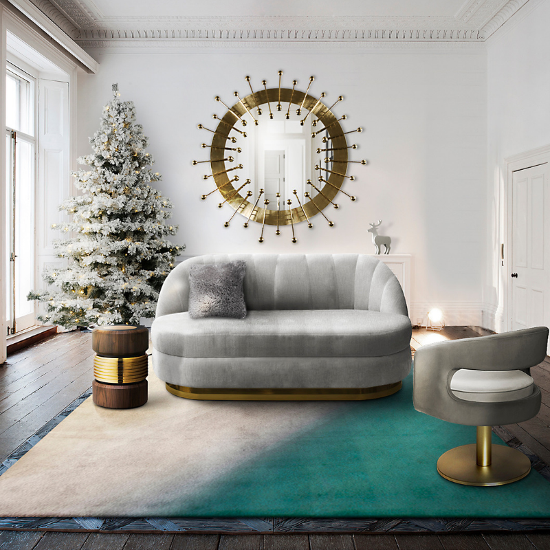 christmas Amazing Christmas Inspirations For Your Holiday Decor For that Mid Century Modern Home that is All We Want for Christmas 4