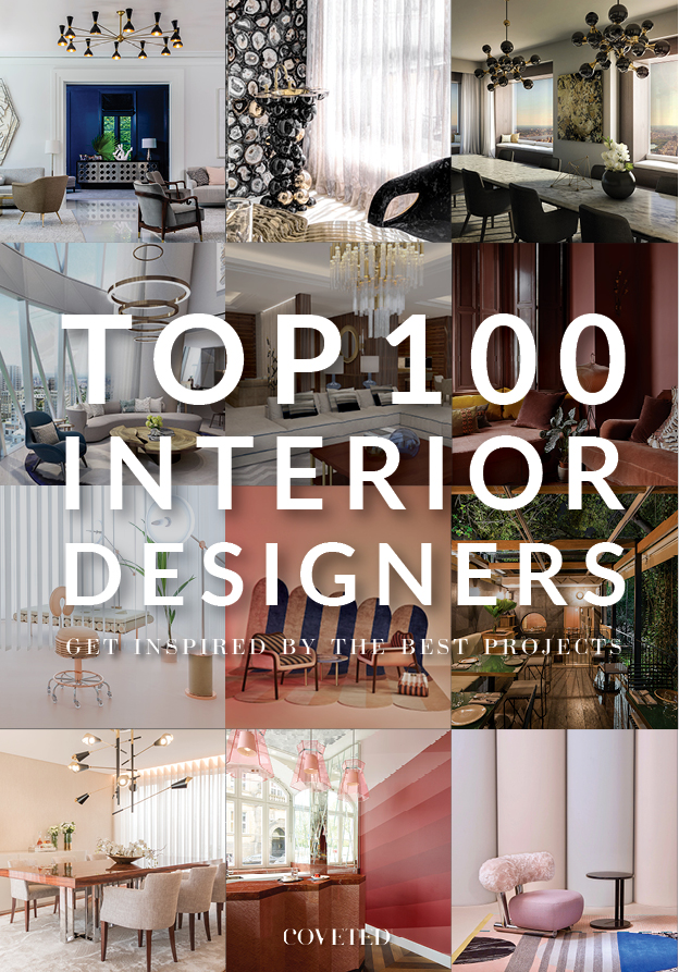 download Download The Magnificent '100 Inspiring Designers & Architects Ebook' for FREE! capa