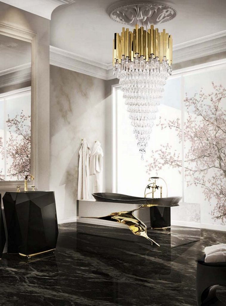 maison The Ultimate Guide of Maison et Objet 2020 50 Unforgettable Black Home Accents and Interior Decorating Ideas 120