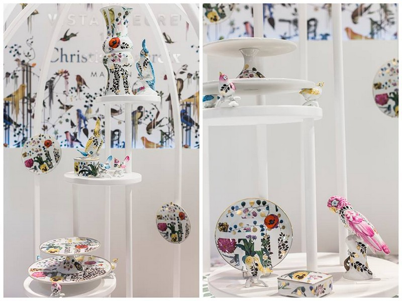 maison The Ultimate Guide of Maison et Objet 2020 Christian Lacroix Vista Alegre Joined Forces in a Sublime Collection 3