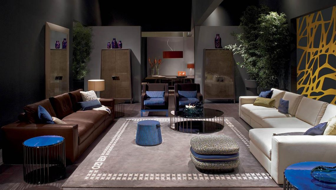 maison The Ultimate Guide of Maison et Objet 2020 Colecciones de muebles de Kenzo Maison scaled 2