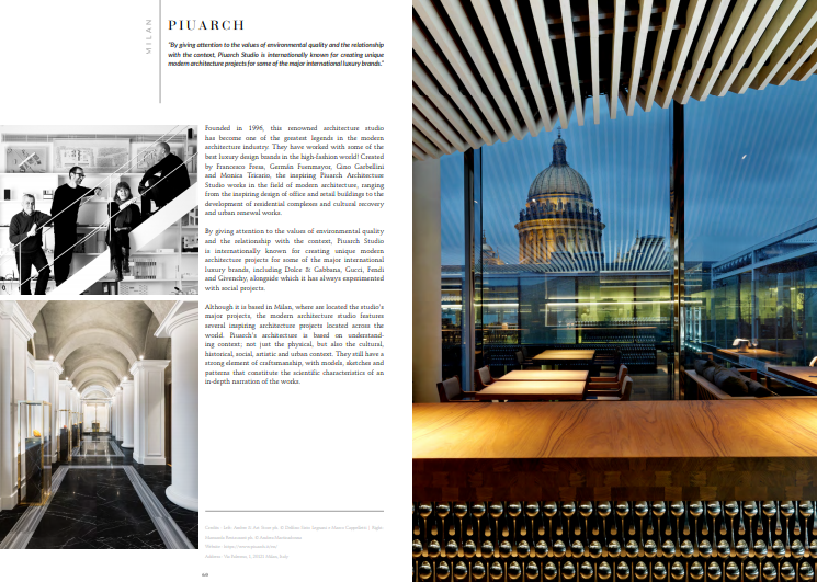 Free Ebook – Discover The Best Interior Designers of Milan 5 free Free Ebook – Discover The Best Interior Designers of Milan piuacrh